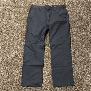 Long grey Sonoma pants